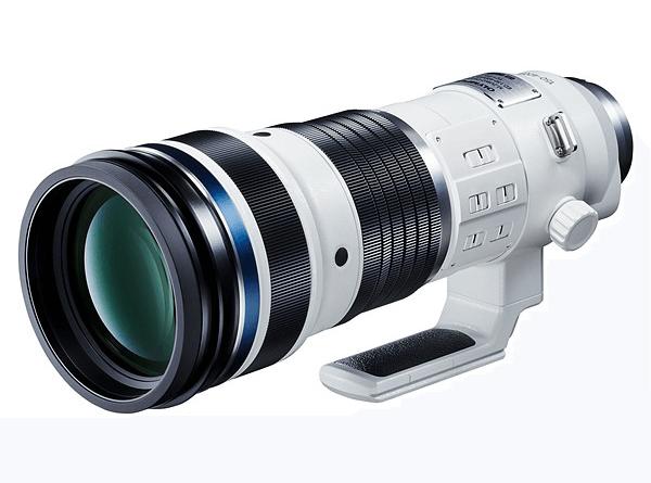 OLYMPUS M.ZUIKO DIGITAL ED 150-400mm F4.5 TC1.25x IS PRO、