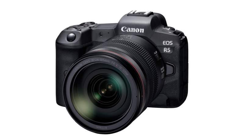 Canon EOS R5 official