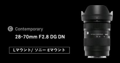 SIGMA 28-70 F2.8 DG DN