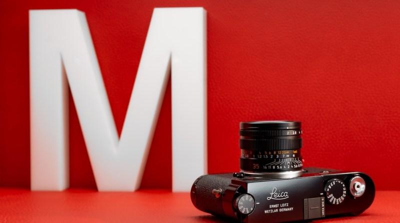 Leica M10-R ブラックペイント 時を超えて光を記憶する目撃者