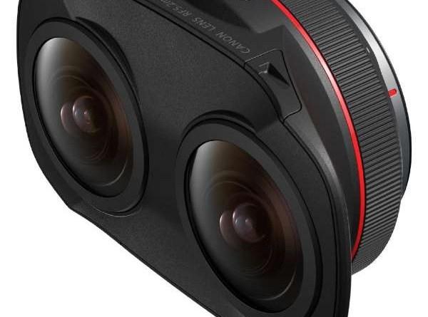 Canon RF5.2mm F2.8 L DUAL FISHEYE