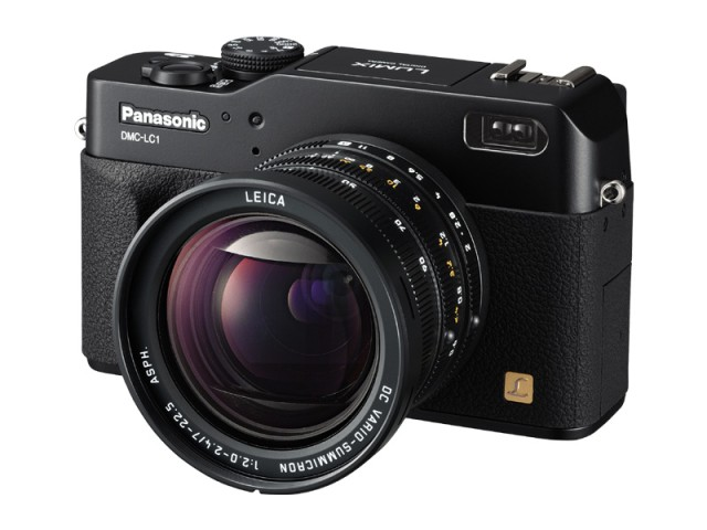 Panasonic デジタルカメラ DMC-LC1
