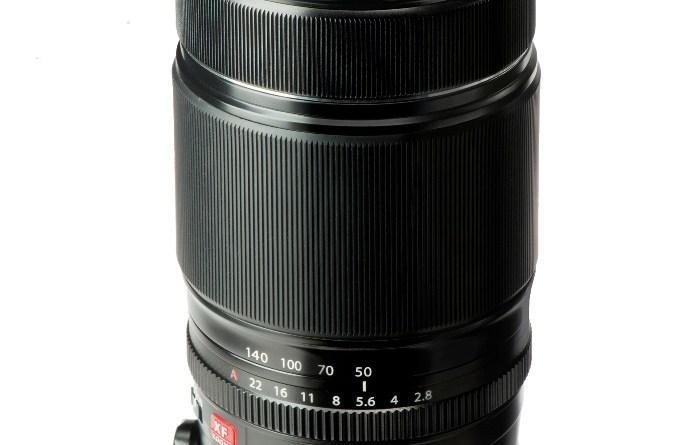 「フジノンレンズ XF50-140mmF2.8 R LM OIS WR」