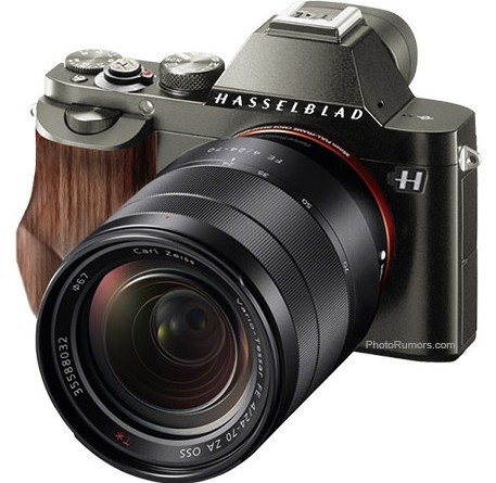 Oh no…they did it again! Hasselblad launched the A7 clone named Solar ($10.000) | sonyalpharumors