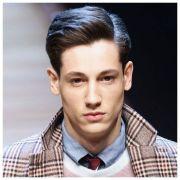 men side part hairstyles &