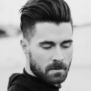 men's shaved hairstyles 40 ideas