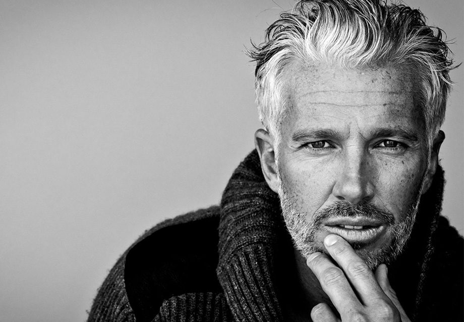 Grey Hair Everything Men Need To Know About Going Grey