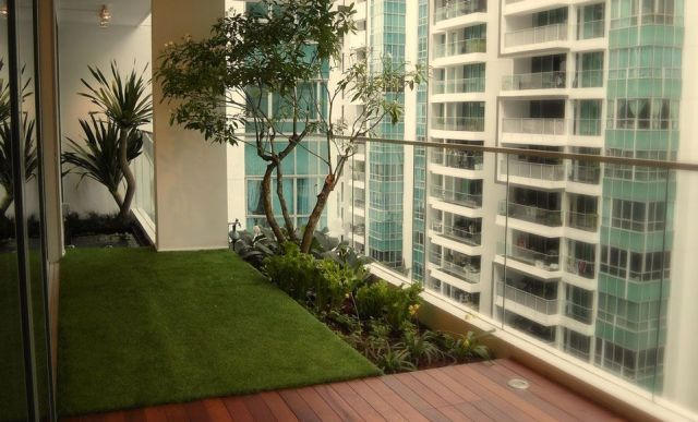 6 Cool Balcony Garden Ideas To Transform Your Man Cave