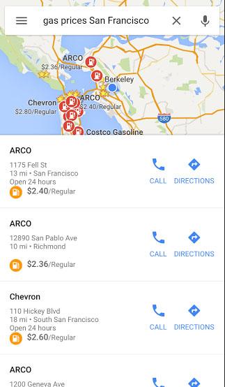 iOS向けグーグルマップ更新でオフラインエリアの使用が可能01