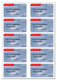 Mikrotik Hotspot Voucher Template - Mikrotik Website