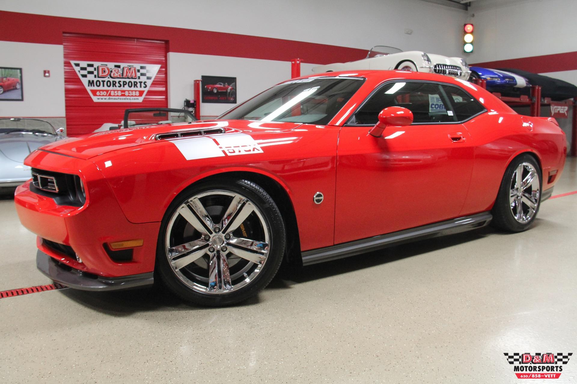 hight resolution of used 2009 dodge challenger sms 570x glen ellyn il