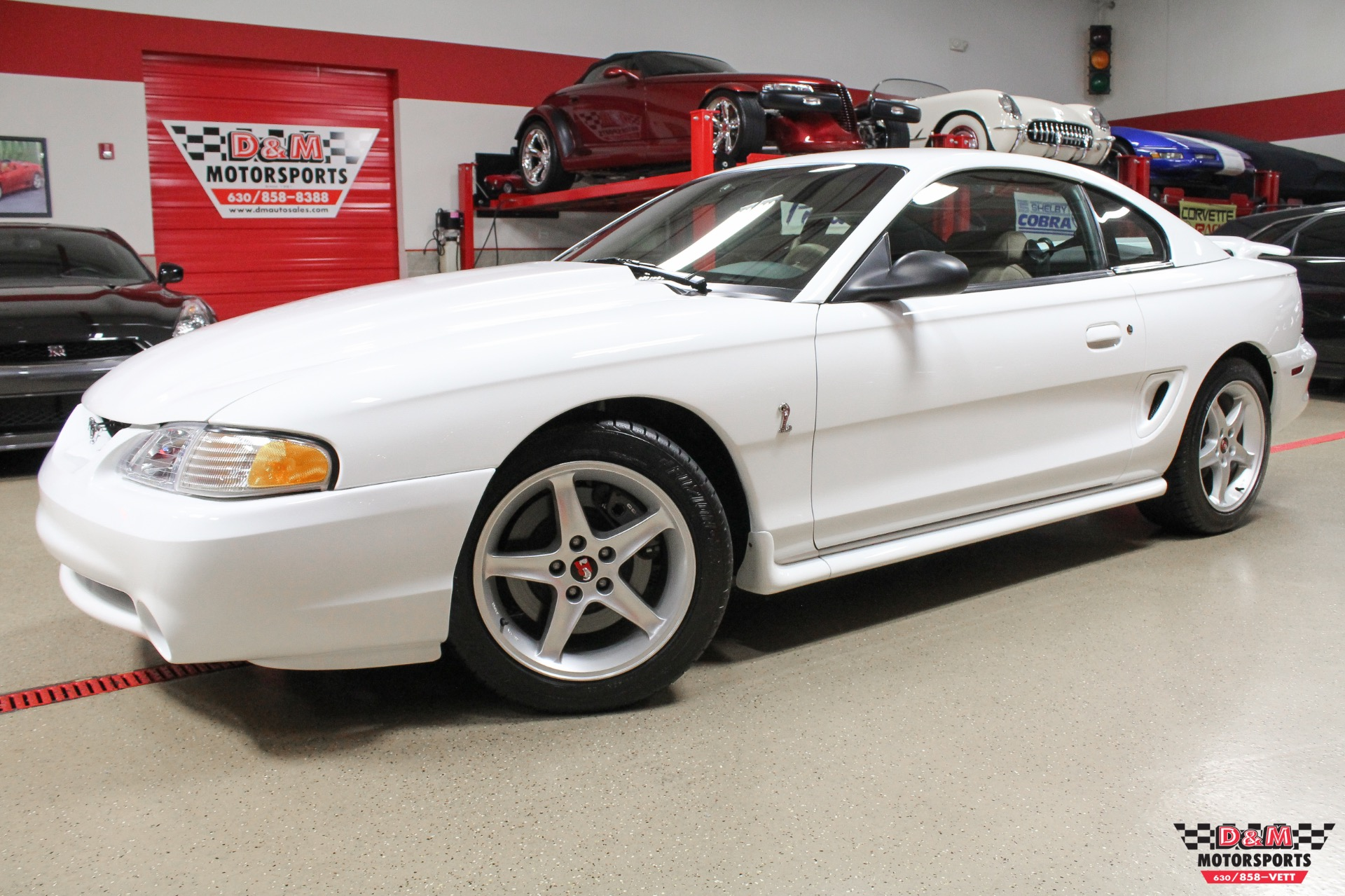 hight resolution of used 1995 ford mustang cobra r glen ellyn il