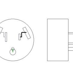 15 30 amp adapter adapters [ 1024 x 768 Pixel ]