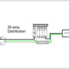 50 Amp Breaker Wiring Diagram Hopkins 40955 Ftls Electrical Distribution