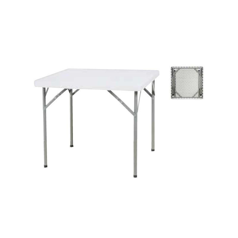 Table Pliante Carre En Polythylne Table Pliante Carr