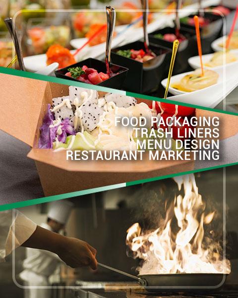 Food Service – DMC Distribution & Services