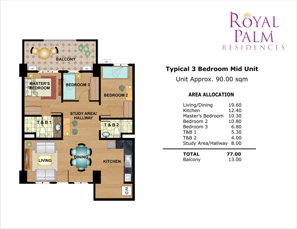 Royal Palm Residences Taguig Dmci Homes Online
