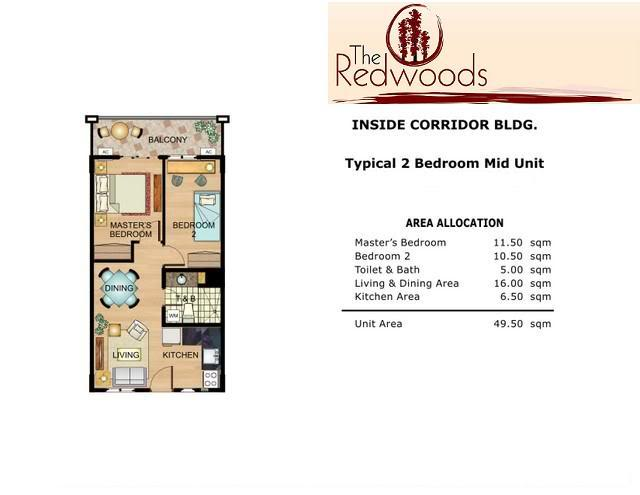 The Redwoods Fairview by DMCI