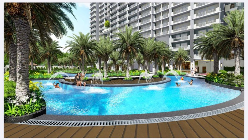 Sonora Garden Residences Kiddie Pool