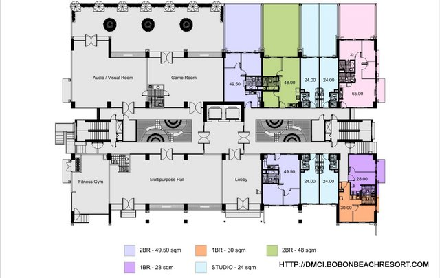 Stellar Place Ground Floor Plan