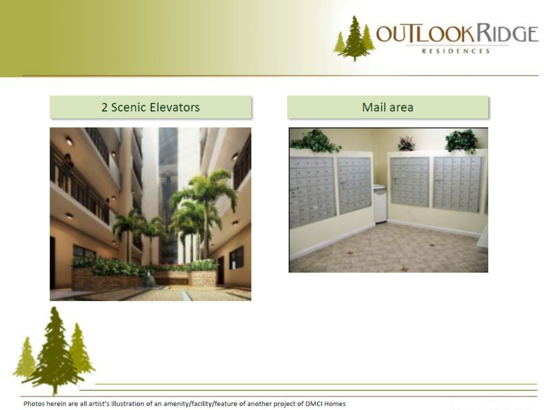 Scenic Elevators, Mail