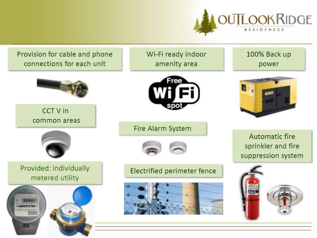 CCTV Backup Power Fire Alarm