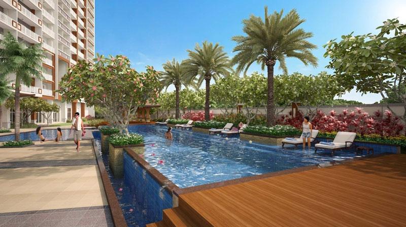 Viera Residences Lap Pool
