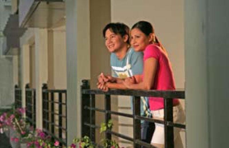 Viera Residences Unit Balconies