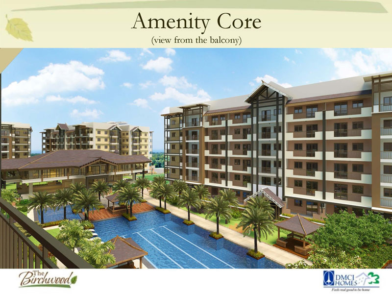 The Birchwood Residences Amenity Core