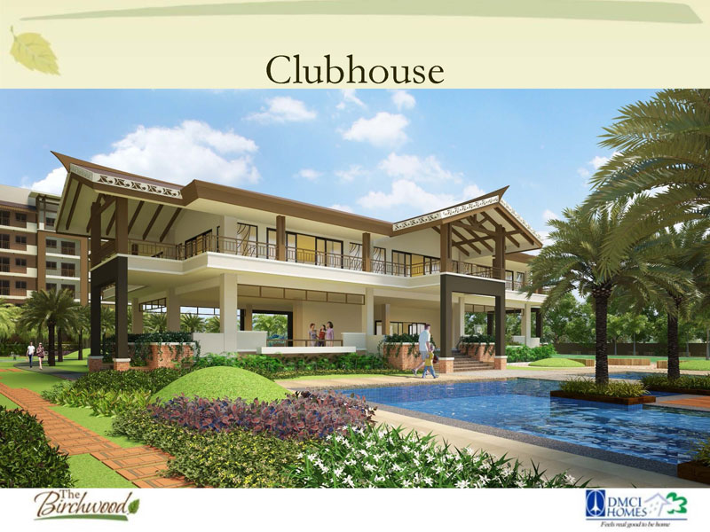 The Birchwood Residences Clubhouse