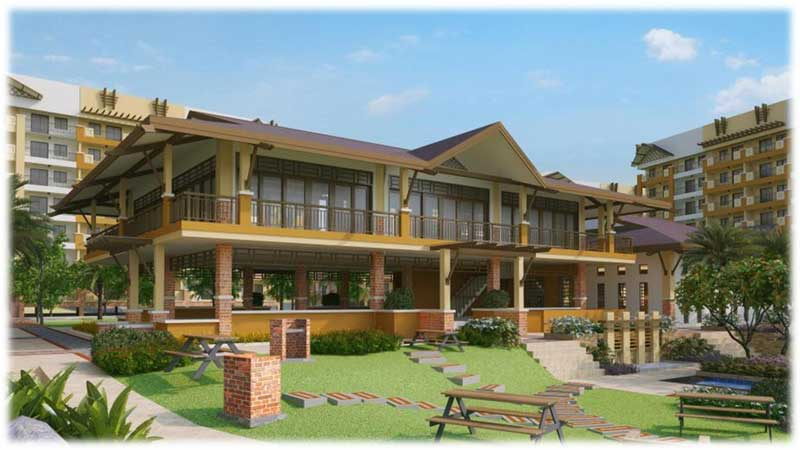 Mirea Residences Clubhouse
