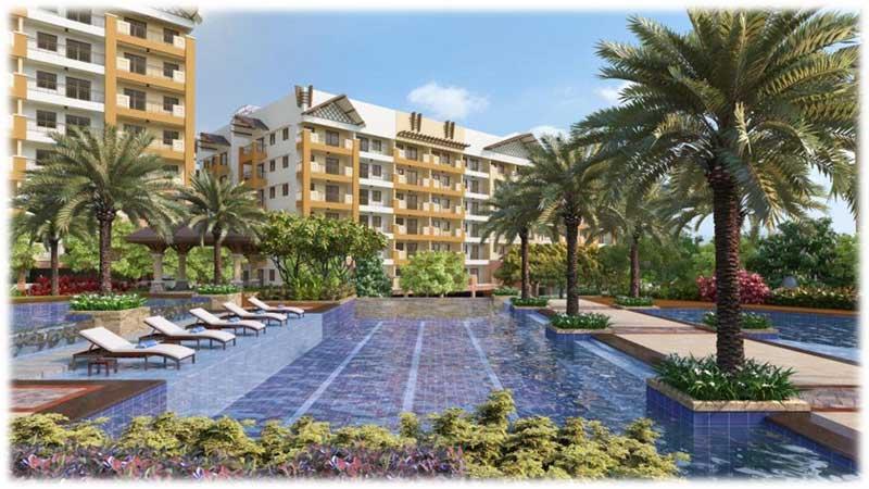 Mirea Residences Lounge Pool