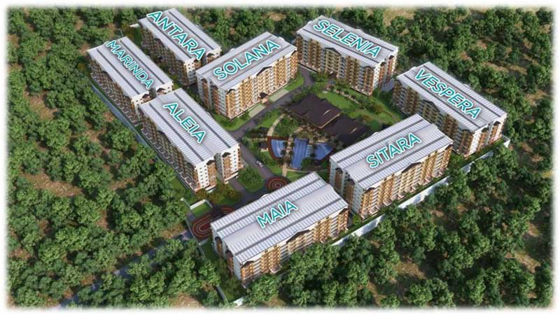 Mirea Residences Site Development Plan