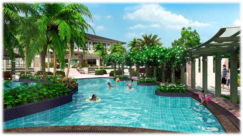 Asteria Residences Kiddie Pool