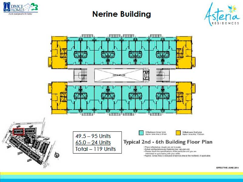 Asteria Residences Floor Plan