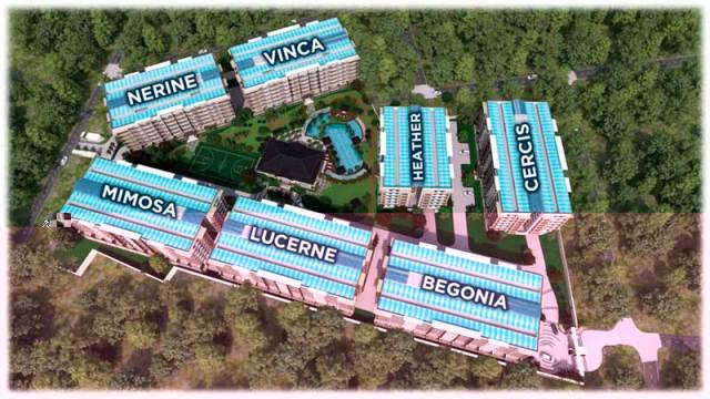 Asteria Residences Site Development Plan