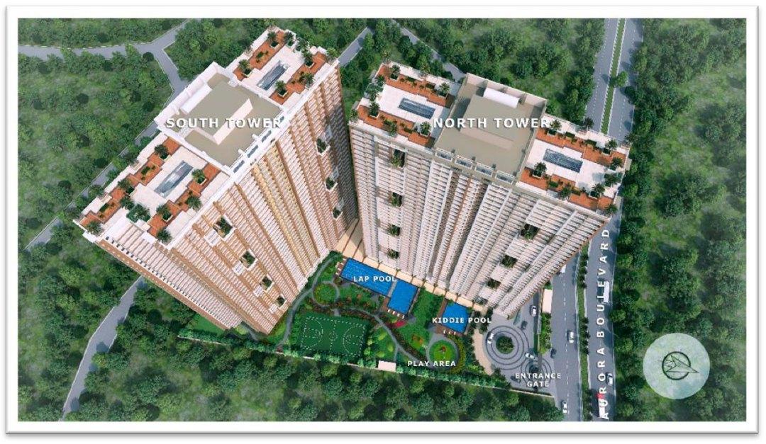 Infina Towers SDP