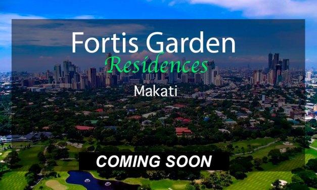 Fortis Garden Residences Makati