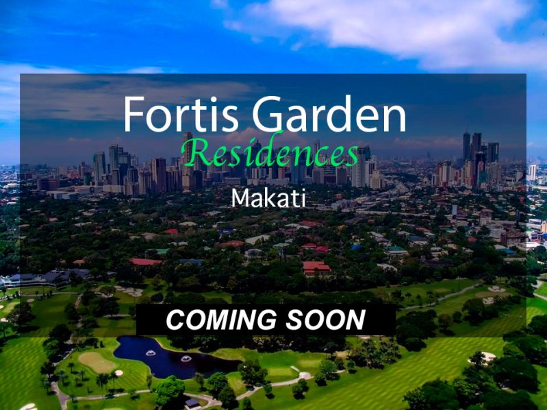 Fortis Residences DMCI Homes