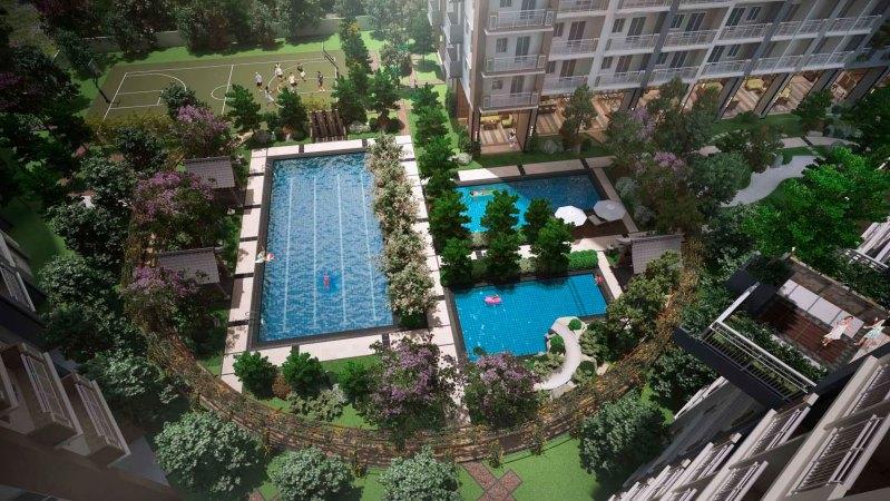 Kai Garden Residences Amenity Core