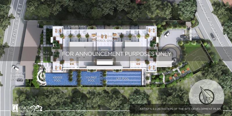 Fairlane Residences Masterplan