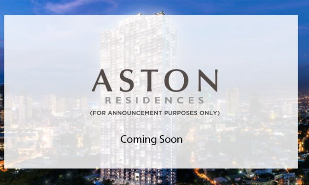 Aston Residences DMCI Pasay