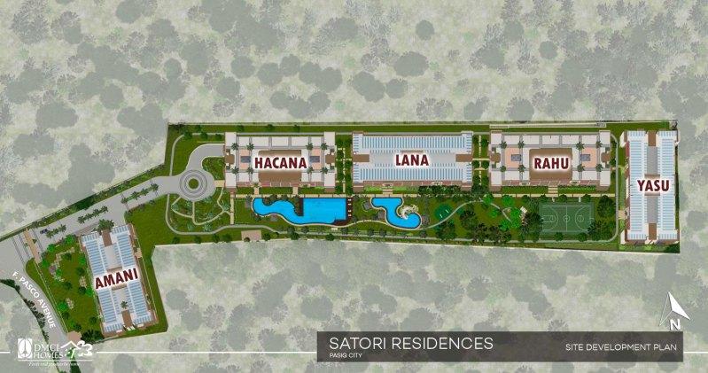 Satori Residences