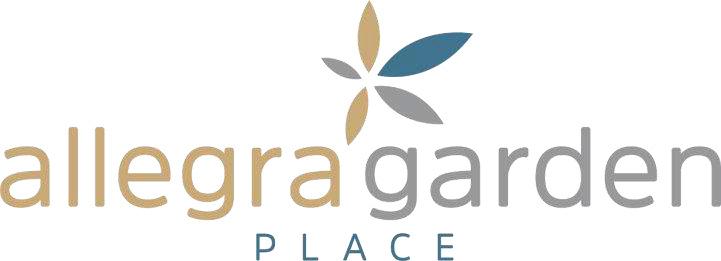 Allegra Garden Place Logo