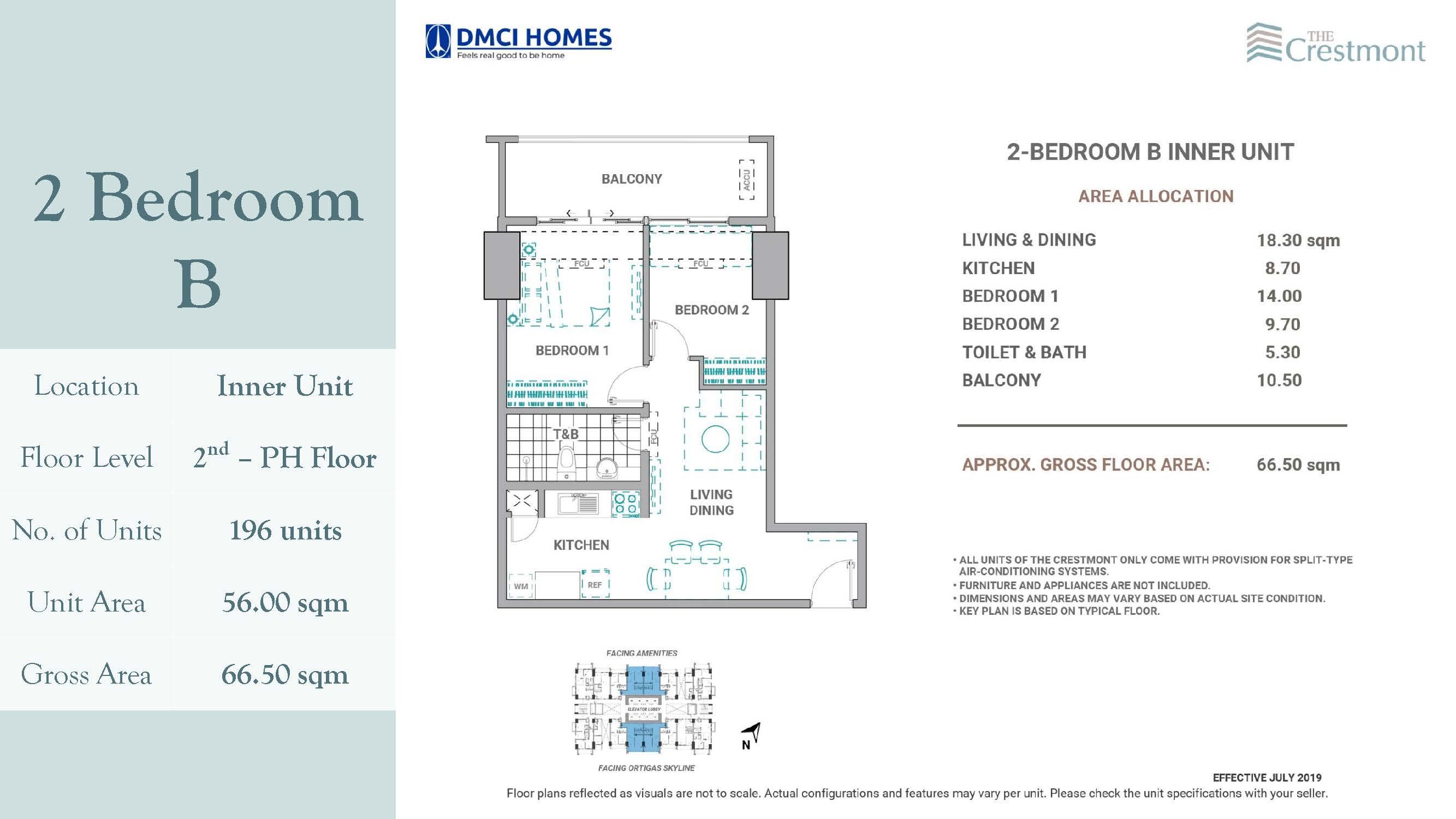 The Crestmont Dmci Quezon City Dmci Homes Online