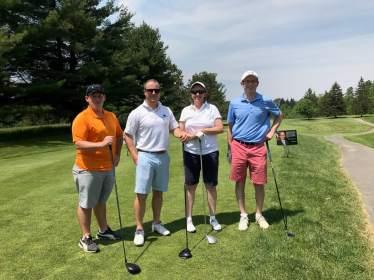 Launch Golf Tournament