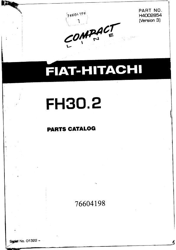 Kobelco English Parts Catalog