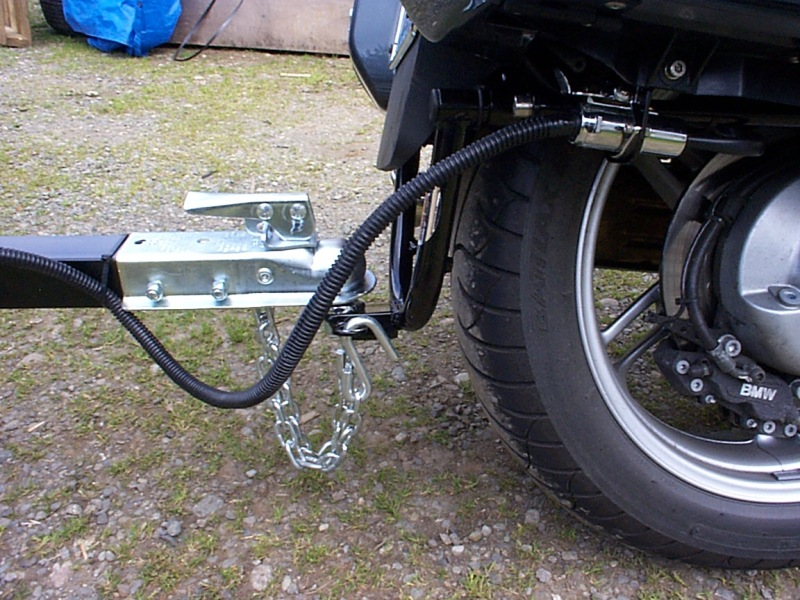 Wiring A Trailer Plug To A Car