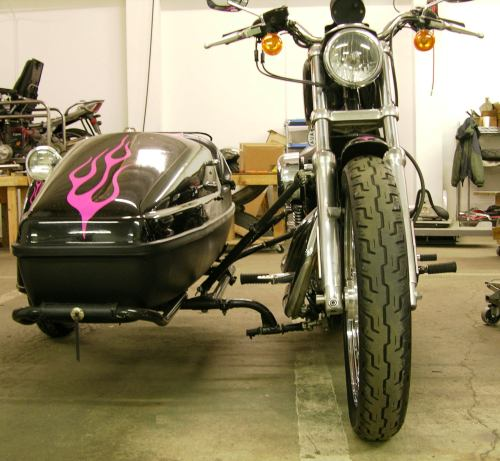 small resolution of the sidecar mounting dmc sidecars the harley sidecar fender wire diagram