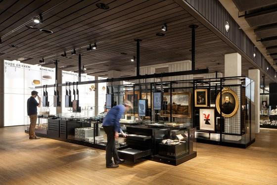 Erfgoedcentrum Rozet Arnhem door deMunnik-deJong-Steinhauser